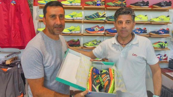 Thinkinsport i 'Esport en Marxa' seguiran sortejant productes esportius aquesta temporada