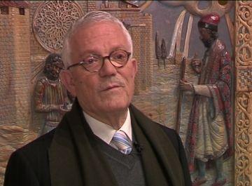 Paco Salas reprodueix en una mostra el Monestir, la Masia Torreblanca i el Pi d'en Xandri