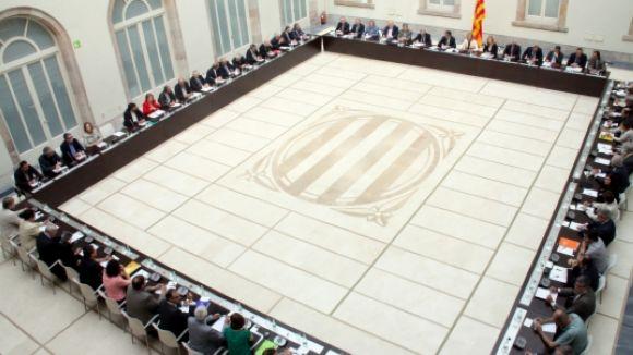 CiU porta al ple el Pacte Nacional pel Dret a Decidir