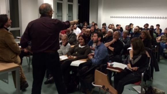 ERC-MES portarà al ple la represa de les sessions del Pacte per la Nit