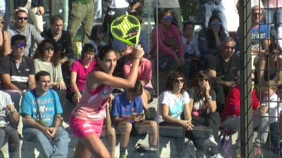 L'Augusta Pàdel ha superat els més de 120.000 jugadors després del primer any d'existència