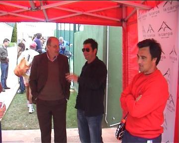 Èxit participatiu en el quart torneig de pàdel La Carpa