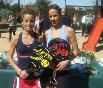 Marrero-Duran, en femení, i Sanmartí-Biglieri, en masculina, guanyen el Gran Slam de Valldoreix