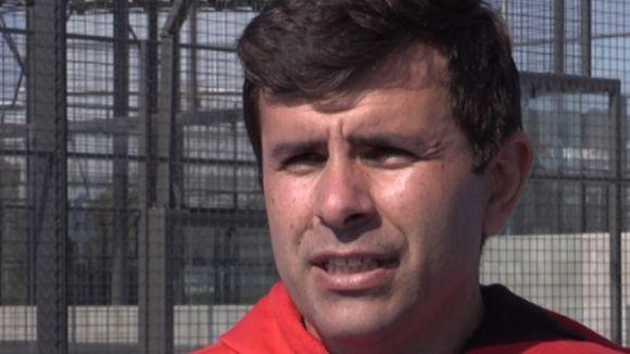 Juan Alday oferirà un clínic a Pàdel Mira-sol dissabte de la setmana que ve / Font: Worldpadeltour