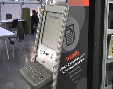 Els santcugatencs ja poden fer els tràmits del padró a través d'Internet