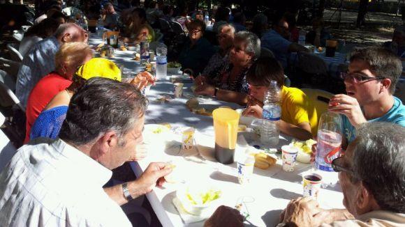 La implicació veïnal, el sentit de la Festa Major del barri del Monestir