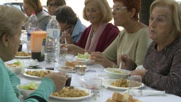 La Festa Major del barri del Monestir-Sant Francesc duplica activitats i creix en públic