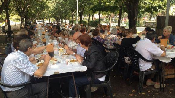 La Festa del Monestir explora créixer amb la incorporació dels nous veïns