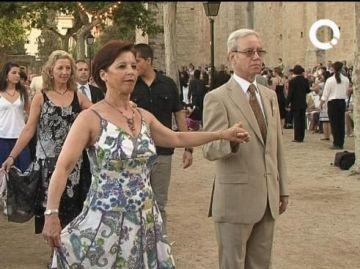 Unes cinquanta parelles, entre petits i grans, ballaran aquest any el Paga-li Joan