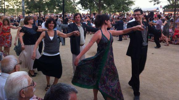2.000 persones assisteixen al tradicional 'Paga-li Joan'