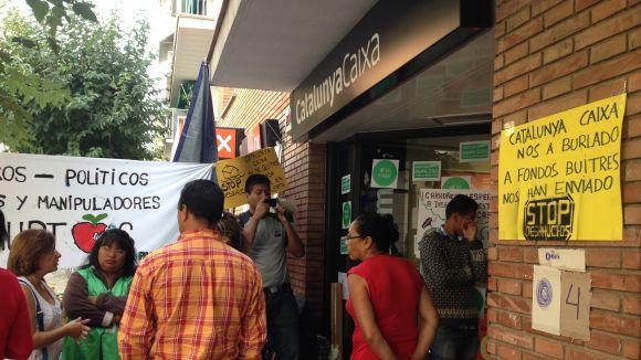 Reunió sense acord entre la PAH de Rubí i l'Ajuntament