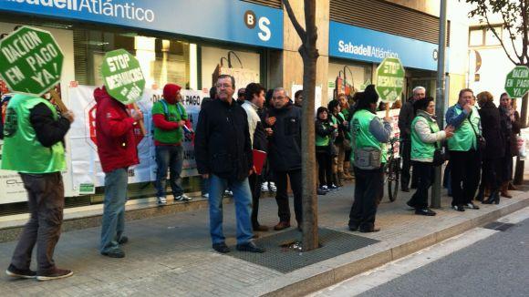 La PAH manté les accions malgrat el cop a la llei Hipotecària espanyola