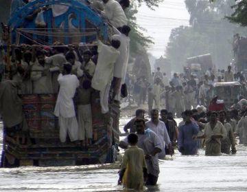 Sant Cugat destina 10.000 euros a cobrir les necessitats bàsiques de la població pakistanesa