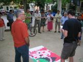 Sant Cugat se suma aquest mes a la campanya 'Benvinguda Palestina'