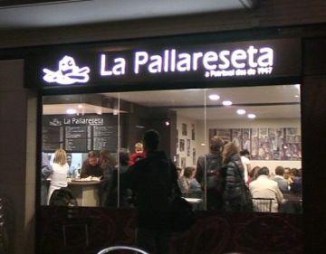 Obre a Sant Cugat 'La Pallareseta', seguint la línia de la granja del carrer Petritxol de Barcelona