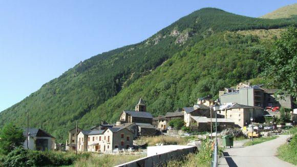Els Bombers rescaten un excursionista santcugatenc al Pallars Jussà
