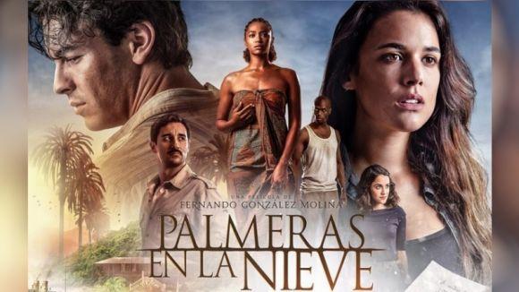 El drama romàntic 'Palmeras en la nieve', avui al Cinema a la Fresca