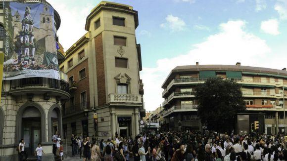 Els Gausacs volen mobilitzar la ciutat al Concurs Casteller de Tarragona