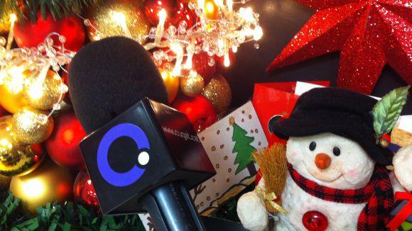Cugat.cat sorteja una panera de Nadal valorada en 600 euros