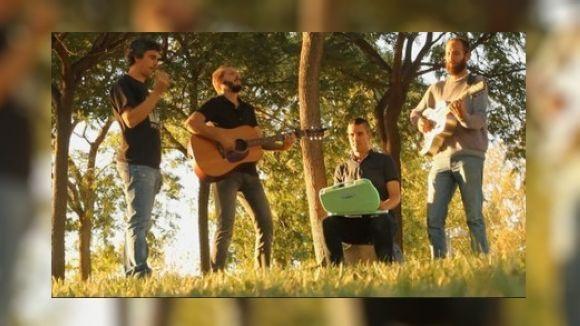 Pantaleó, en el vídeo promocional de 'Vespre' / Foto: CMMA