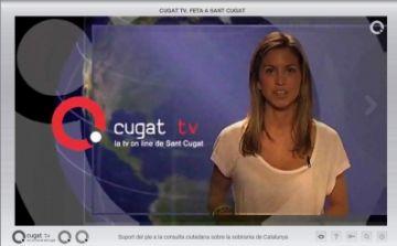 Cugat tv ja suma 1.000 reportatges després d'un any de la seva posada en marxa