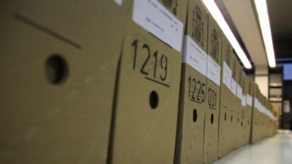 ERC considera que la llei preveu el retorn 'íntegre' dels arxius catalans