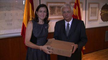 Sinde espera que l'última entrega dels 'papers de Salamanca' arribi abans de finals d'any