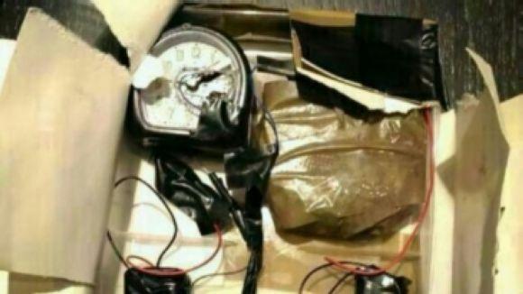 Investiguen l'enviament de paquets bomba
