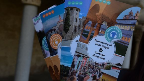 Les propostes tenen en comú la visita al Monestir / Foto: Localpres