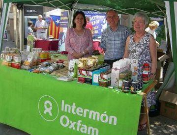 Intermón Oxfam traurà al carrer la seva botiga de comerç just una vegada al mes