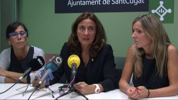 Conesa defensa que l'entrada de Paraira i Salat a CDC enforteix el grup municipal