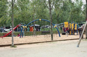 Sant Cugat disposa de dues noves àrees de joc infantil
