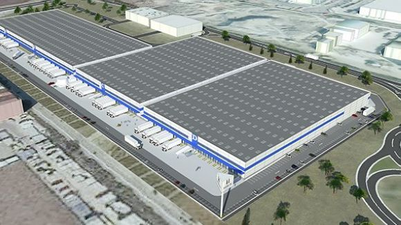 L'empresa santcugatenca Onilsa construeix el primer parc logístic de l'Estat espanyol amb el mètode BIM