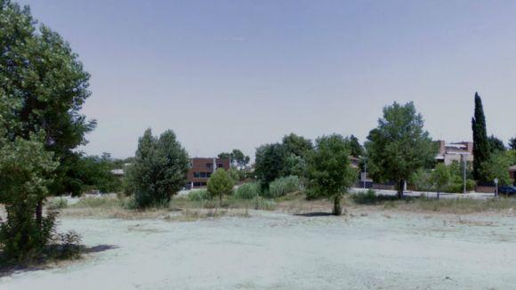 Sant Cugat tindrà una nova zona verda amb el parc de Sant Cebrià
