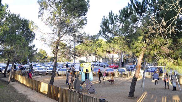 Valldoreix inaugura un parc infantil al costat del CAP