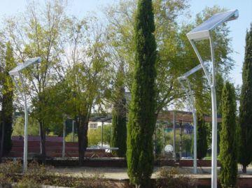 El parc Ramon Barnils tindrà plaques fotovoltaiques l'abril de l'any que ve