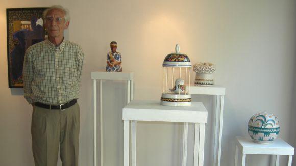 L'última mostra de la galeria Canals recull fons per a Ruanda