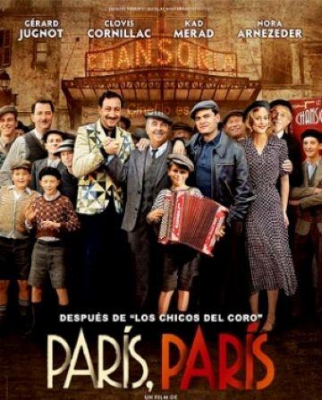 'París, París', del francès Christopher Barratier, al cicle de Cinema d'Autor