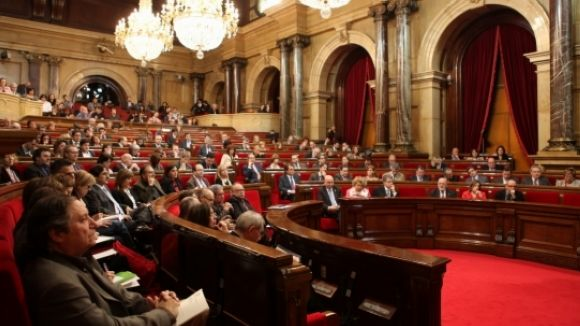 Cugat.cat retransmet les jornades sobre la reforma local al Parlament