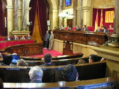 El Parlament dóna suport unànime a Sant Cugat perquè sigui seu de l'IET