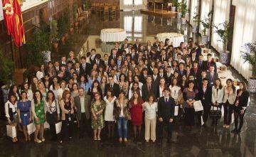 El Parlament Europeu de Joves es reuneix a Girona per debatre qüestions de l'agenda europea actual