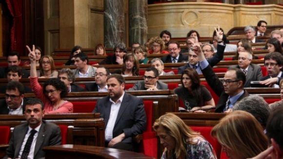 Representants polítics debaten al CMSC sobre el procés sobiranista