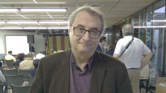 Vicent Partal: 'És una barbaritat que s'imputi Mas per posar les urnes'