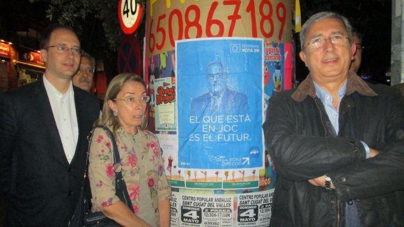 El PP aposta per 'una Espanya unida' per representar els ciutadans a la UE