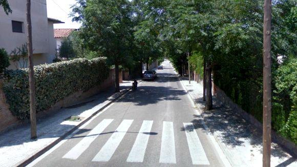 12 carrers de la ciutat milloren el seu asfalt