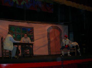 Més de 400 persones assisteixen als Pastorets Florestans del Teatre la Unió