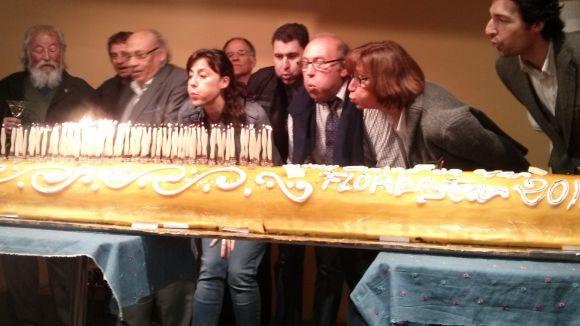 La Floresta celebra els 80 anys de la inauguració del Casino