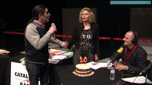 'El matí de Catalunya Ràdio' celebra els 20 anys del Teatre-Auditori de Sant Cugat