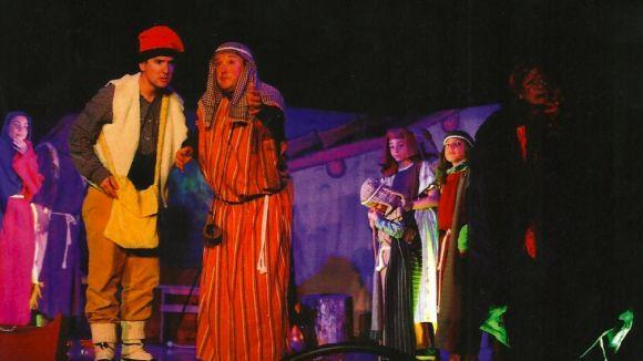 'Els Pastorets' tornen un Nadal més a la Floresta amb dues funcions i actes pel 25è aniversari de l'entitat