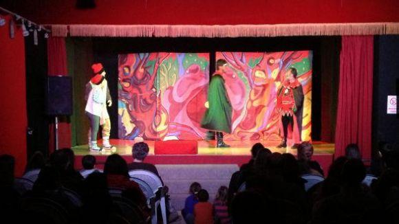 La versió més familiar d''Els Pastorets' arriba al gener al CPA de la mà de la Companyia Infantil i Juvenil de Teatre